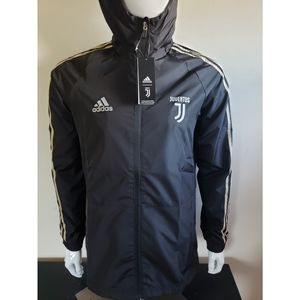 Juventus long sleeve coat
